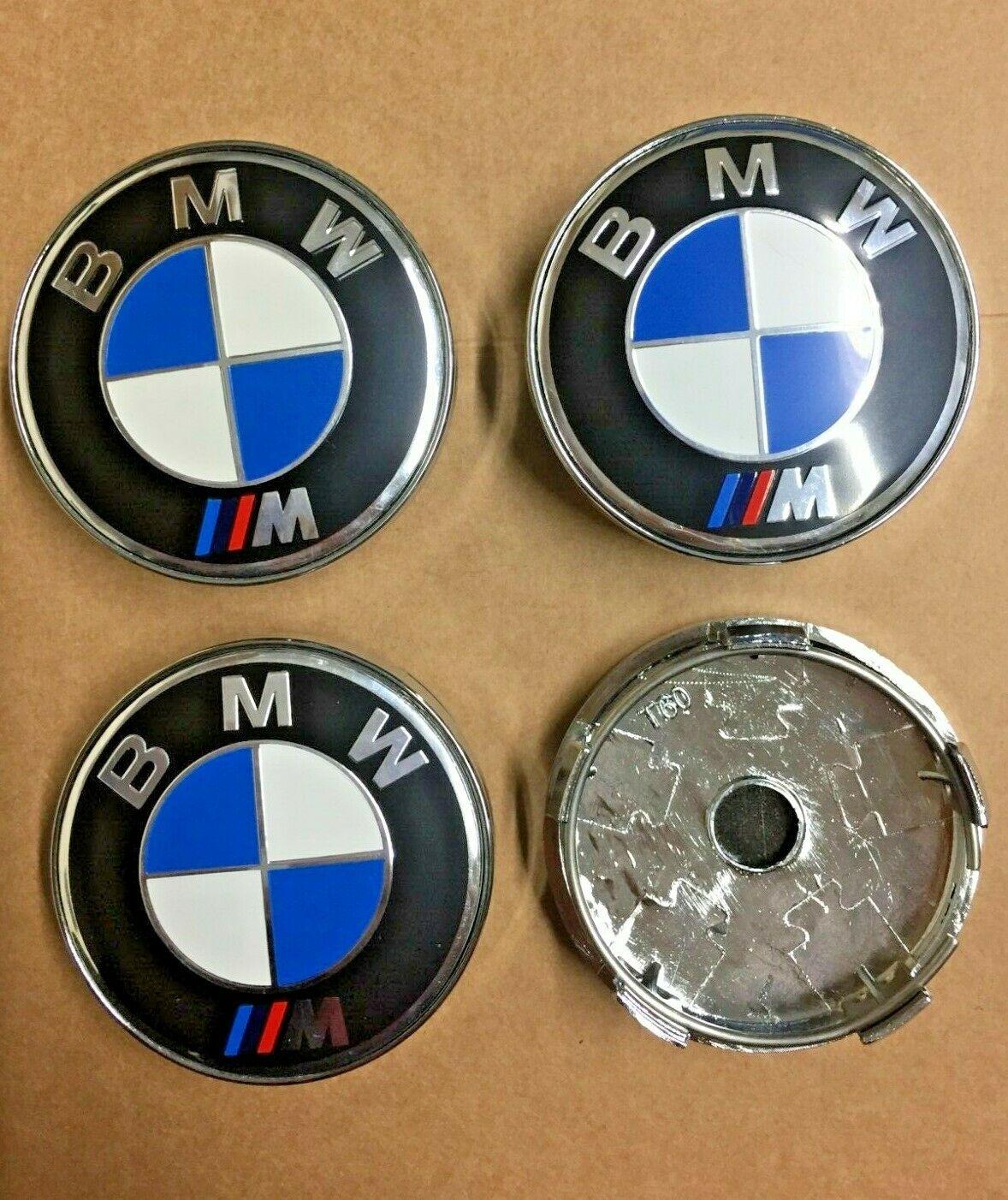 Bmw M Sport Wheel Centre Caps Cartiil Luxury Car Parts And Accessories